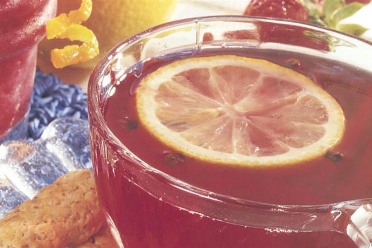 Cranberry Herbal Tea