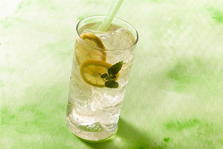 White Cranberry Vodka Cocktail