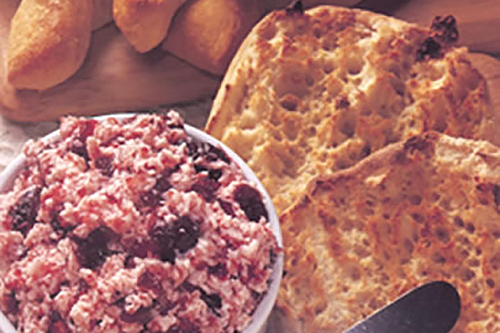 Vermont Cranberry Spread
