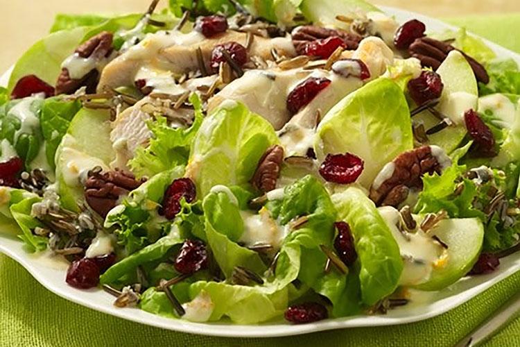 Wild Harvest Cranberry Salad